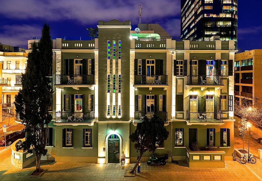 Alma Hotel Tel Aviv