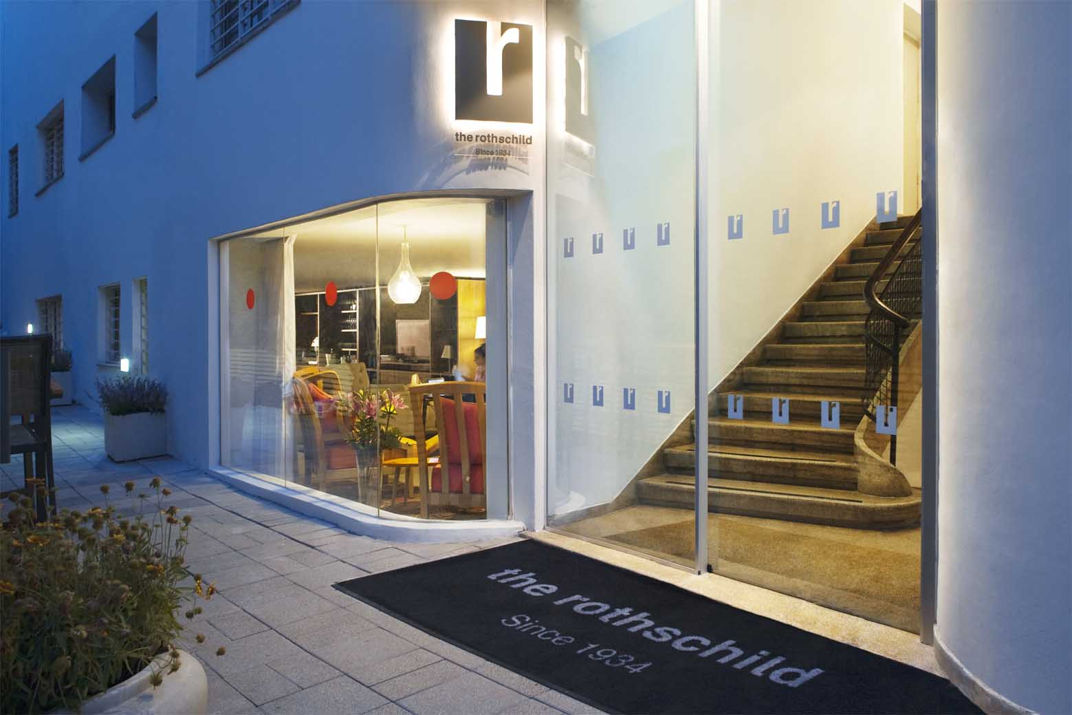 The Rothschild Tel Aviv Tel Aviv Boutique Hotels