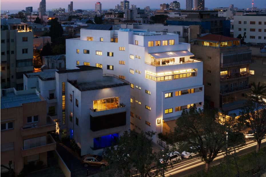 The rothschild tel aviv tel aviv boutique hotels for Design hotel tel aviv