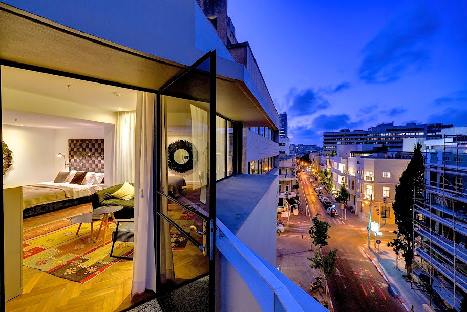 Townhouse tel aviv hotel tel aviv boutique hotels for Design hotel tel aviv